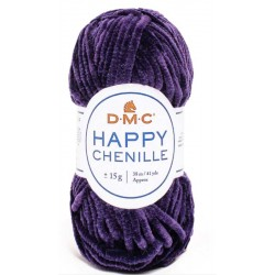 HAPPY CHENILLE DMC 33 Morado