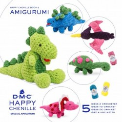 DMC LIBRO Nº 2 HAPPY CHENILLE