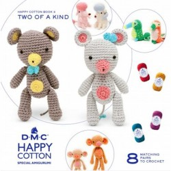 DMC LIBRO Nº 3 HAPPY COTTON