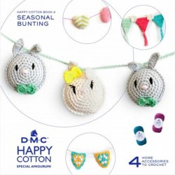 DMC LIBRO Nº 4 HAPPY COTTON