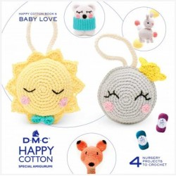 DMC LIBRO Nº 5 HAPPY COTTON