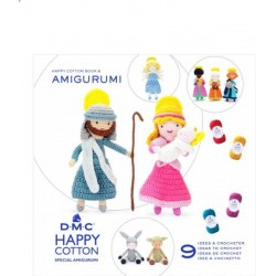 DMC LIBRO Nº 6 HAPPY COTTON