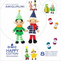 DMC LIBRO Nº 7 HAPPY COTTON