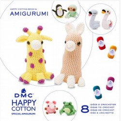 DMC LIBRO Nº 8 HAPPY COTTON
