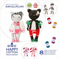 DMC LIBRO Nº 9 HAPPY COTTON