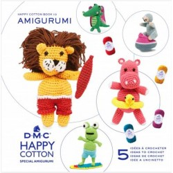 DMC LIBRO Nº 10 HAPPY COTTON