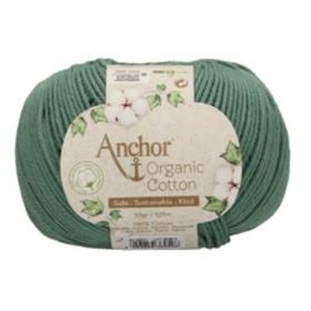 ANCHOR ORGANIC COTTON 00071 Verde