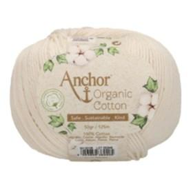 ANCHOR ORGANIC COTTON 00105 Marfil