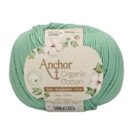 ANCHOR ORGANIC COTTON 00219 Verde Claro