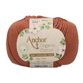 ANCHOR ORGANIC COTTON 00309 Marrón