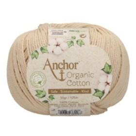 ANCHOR ORGANIC COTTON 00387 Crudo