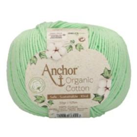 ANCHOR ORGANIC COTTON 00403 Pistacho