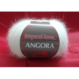 ANGORA 25 GRS. 111 Blanco TROPICAL LANE