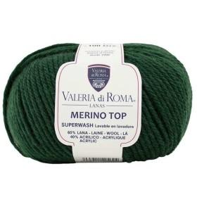 MERINO TOP 130 Verde Botella