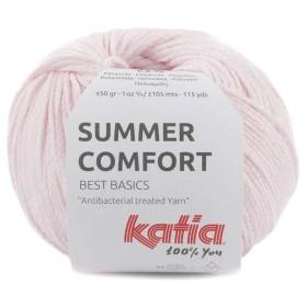 SUMMER COMFORT KATIA 66 Rosa Claro