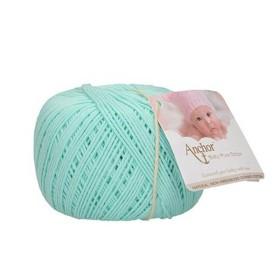 Anchor Baby Pure Cotton 0385 Verde muy Claro