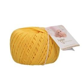 Anchor Baby Pure Cotton 0305 amarillo Fuerte