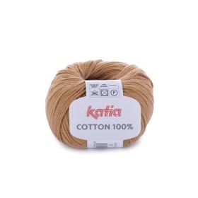 COTTON 100% 57 Marrón Claro