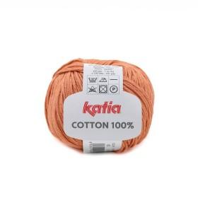 COTTON 100% 62 Cobre