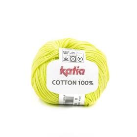 COTTON 100% 63 Pistacho Claro