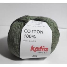 COTTON 100% 27 Kaki