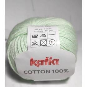 COTTON 100% 28 Verde Claro