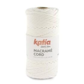 KATIA MACRAMÉ CORD 115 Blanco