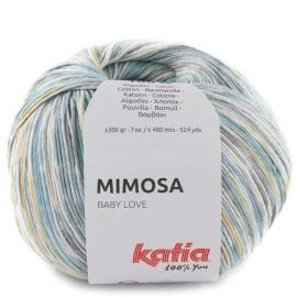 KATIA MIMOSA 302 Azul