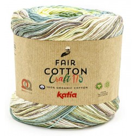 FAIR COTTON CRAFT 175 - 803 Verde