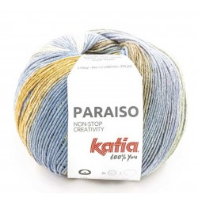 KATIA PARAISO 104 Azul