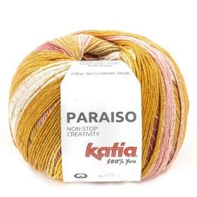 KATIA PARAISO 106 Naranja