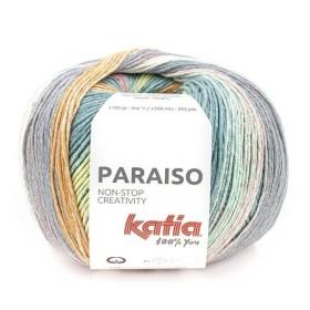 KATIA PARAISO 100 Amarillo Claro