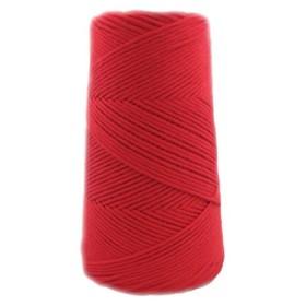 100% ALGODÓN PEINADO ORGANIC DETOX L 1403 Rojo (Rojo)