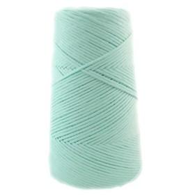 100% ALGODÓN PEINADO ORGANIC DETOX L 1802 Menta (Verde Mint)