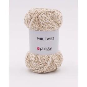 PHIL TWIST PHILDAR (Beige) Naturel 1264