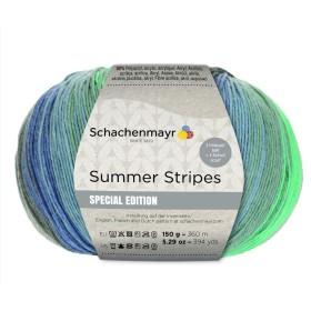 SUMMER STRIPES 85 Azul SCHACHENMAYR