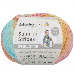 SUMMER STRIPES 84 Turquesa SCHACHENMAYR