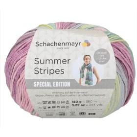 SUMMER STRIPES 83 Pistacho SCHACHENMAYR