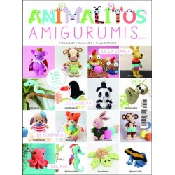 REVISTA ANIMALITOS AMIGURUMIS