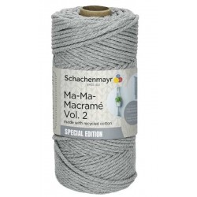 Ma-Ma-MACRAMÉ SCHACHENMAYR VOL. 2 GRIS 0092