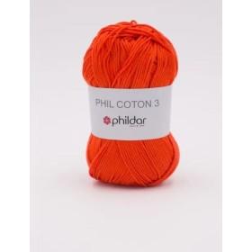 Phil Coton 3 Naranja