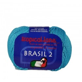 BRASIL 2 - TROPICALLANE 174 Turquesa