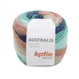 KATIA AUSTRALIS 206 Verde Claro