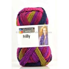 Frilly Fucsia