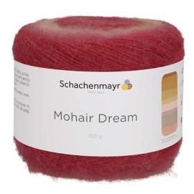 MOHAIR DREAM SCHACHENMAYR 82- Granate