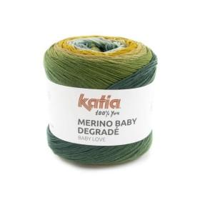 MERINO BABY DEGRADÉ 304 Verde