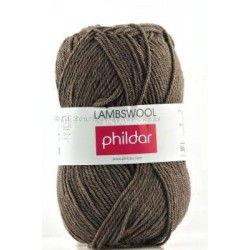 Lambswool Marron