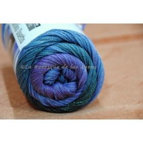 Batiko 283. Morado-Azul