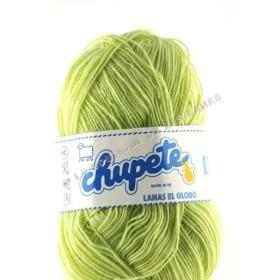 Chupete 10. Verde
