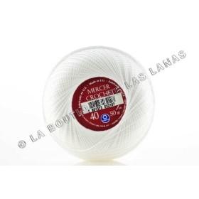 Mercer Crochet 50g Blanco